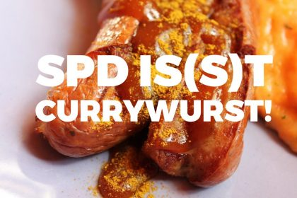 SPD is(s)t Currywurst