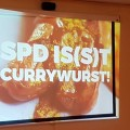 """SPD is(s)t Currywurst"""