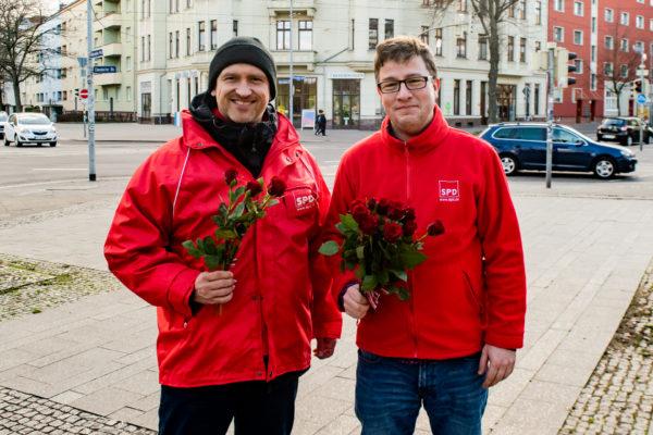 Dr. Falko Grube und Thomas Opp