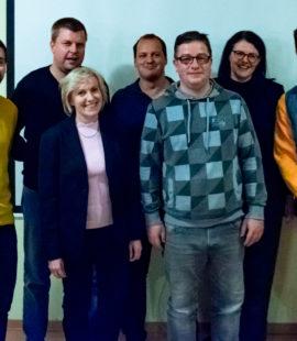 Vorstand der SPD Stadtfeld
